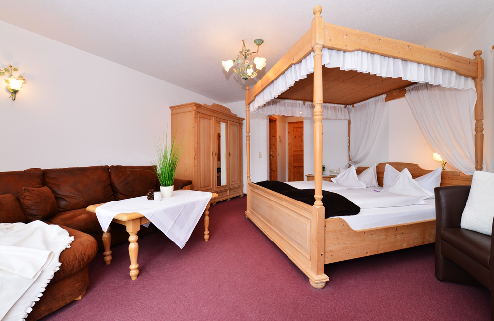Zimmer Mit Himmelbett Kleinwalsertal
